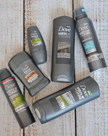Dove men's care products review