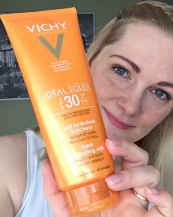 Vichy Idéal Soleil Sun-Milk for Face and Body SPF 30