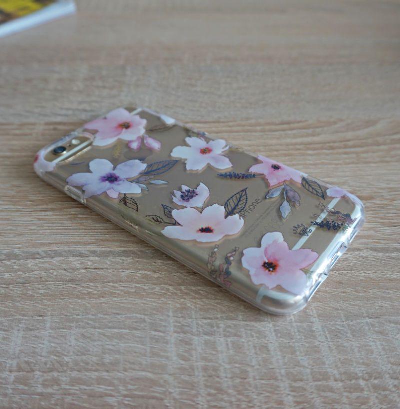 Velvet Caviar Magnolia Floral iPhone Case