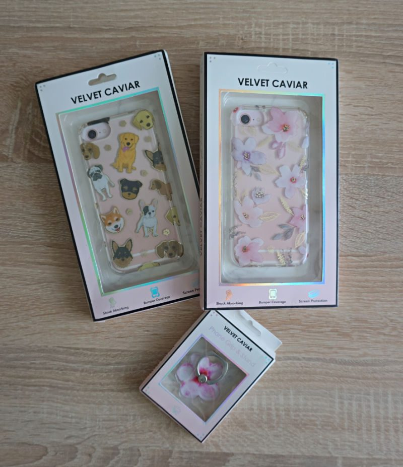 Velvet Caviar iPhone Cases review