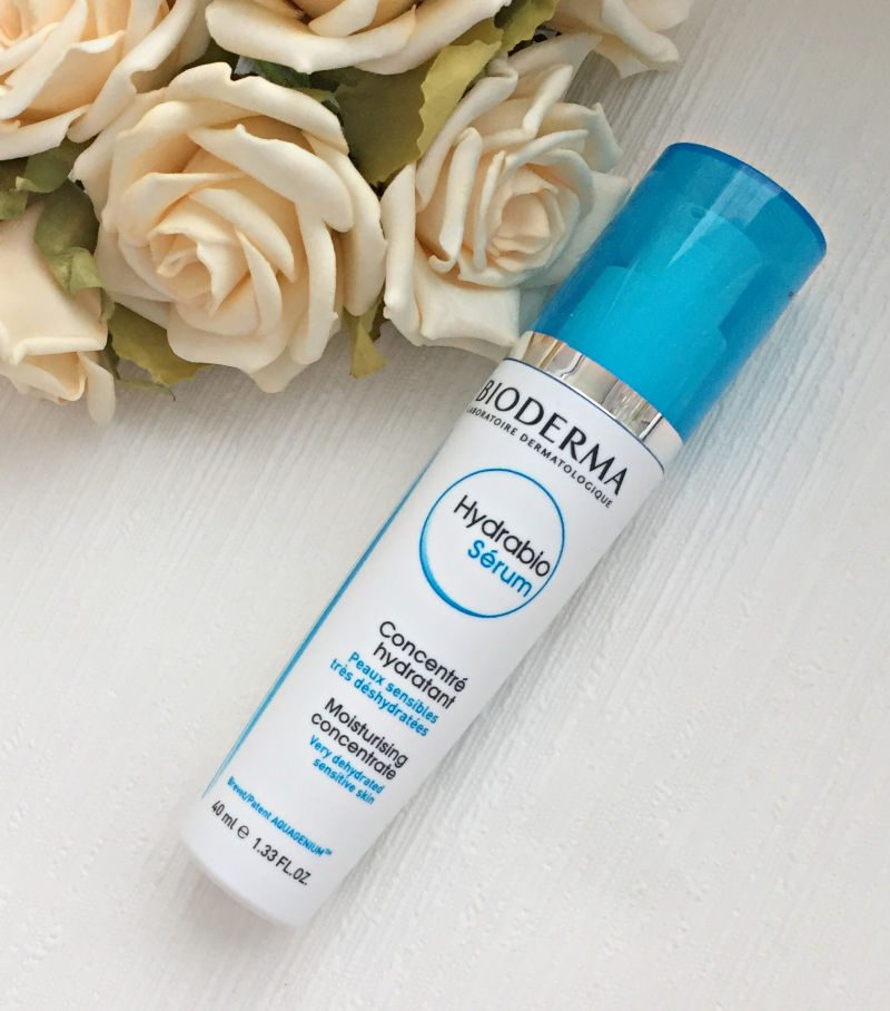 my review of Bioderma Hydrabio Sérum