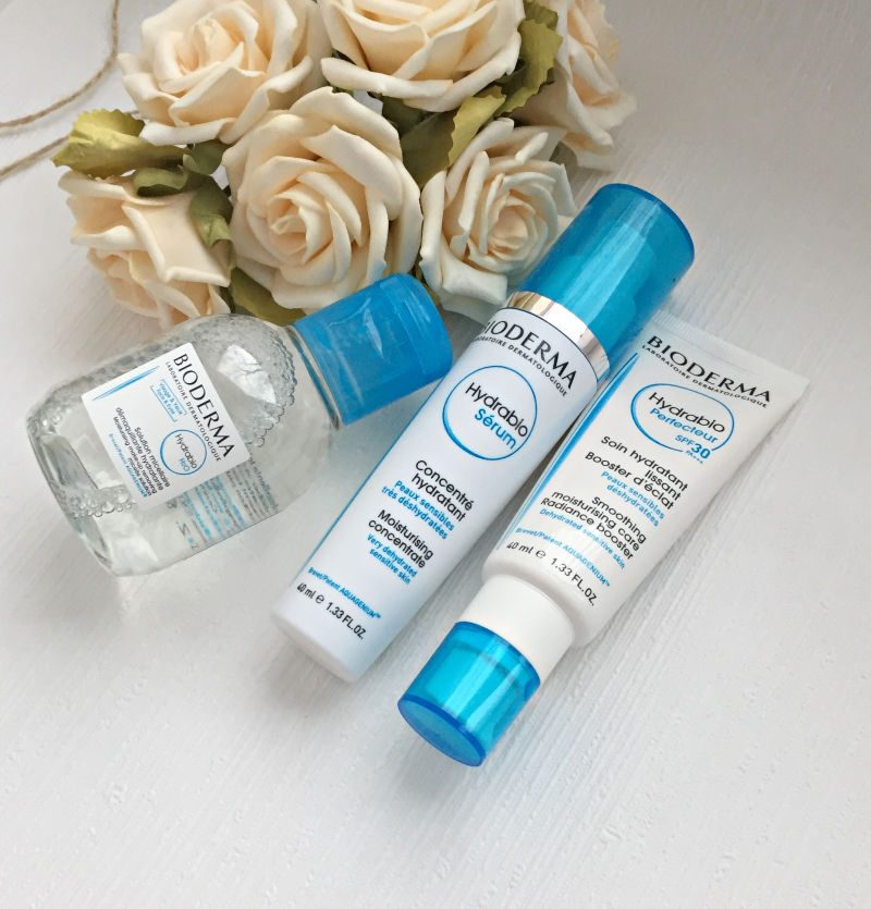 My review of Bioderma Hydrabio products