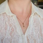 Why I Wear Jewelry & My Current Gold Necklaces wishlist