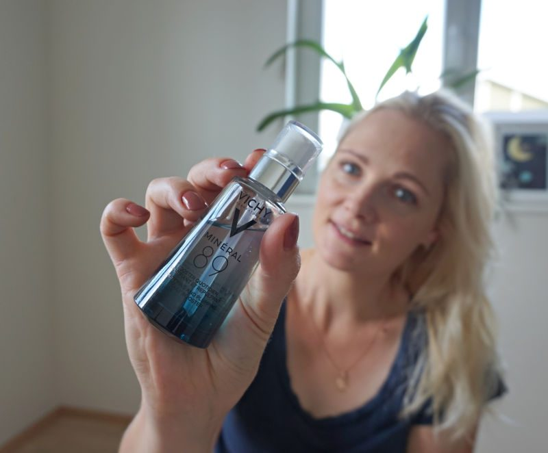 Vichy Mineral 89 Daily Booster review