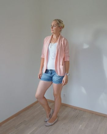 simple casual outfit