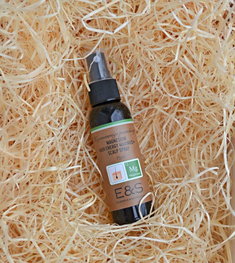 Elisheva & Shoshana Magnesium Hair Energy Maximum+ Scalp Spray