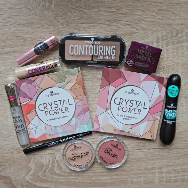 new makeup products from essence cosmetics