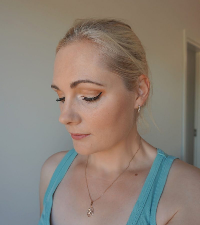 eye makeup Essence G'Day Sydney eyeshadow palette