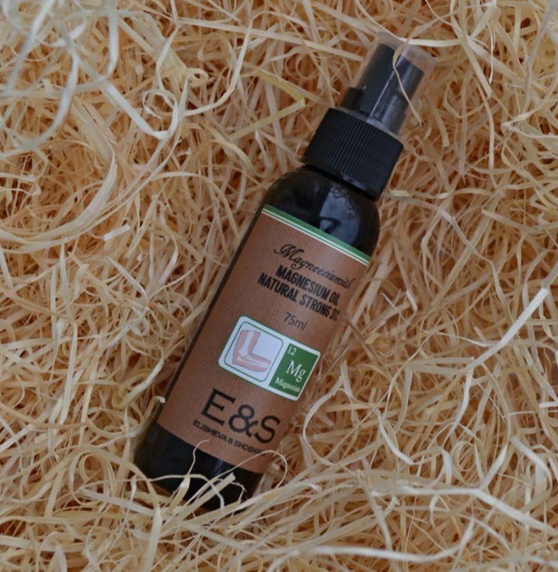 Elisheva & Shoshana Magnesium Oil Natural Strong 31% Body Spray review