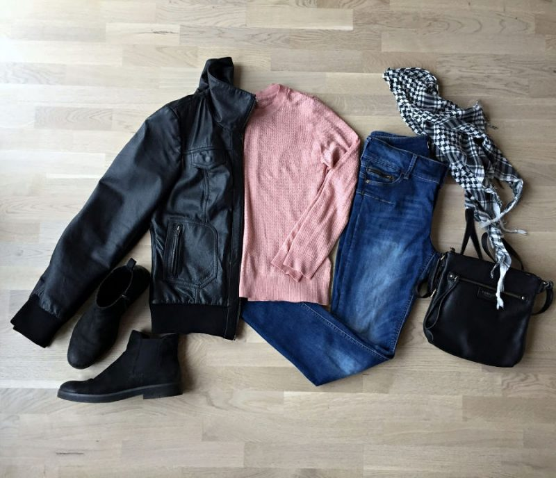 easy casual fall outfit
