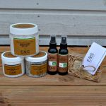 Christmas Gift Idea: Elisheva & Shoshana natural beauty products