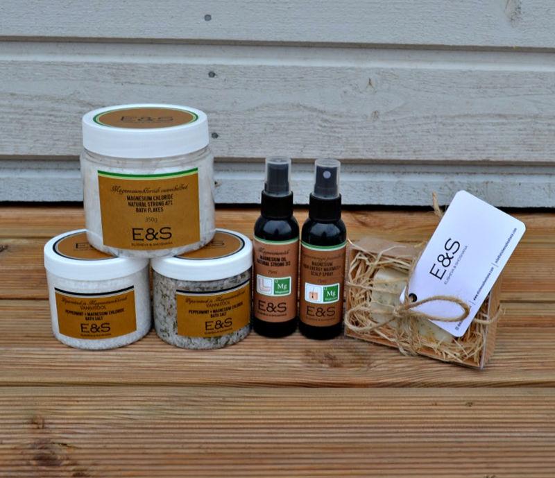 Christmas Gift Idea: Elisheva & Shoshana natural beauty products