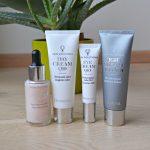 Dermosil Day Cream Q10, Eye Cream Q10 and Night Cream Retinol