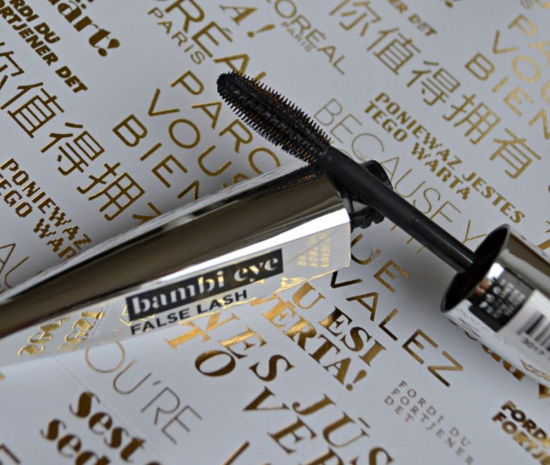 L'Oréal Paris Bambi Eye False Lash ripsmetušš