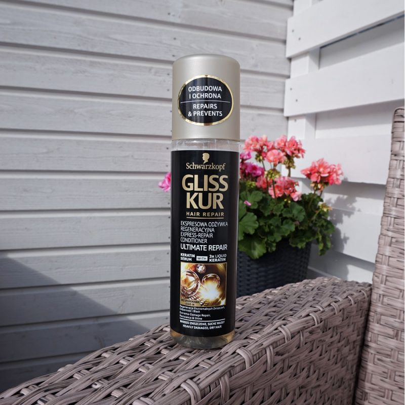 Schwarzkopf Gliss Kur Ultimate Repair Express Repair Conditioner Spray