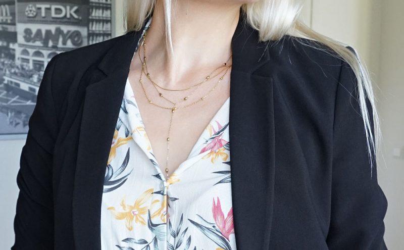 Happiness Boutique necklaces