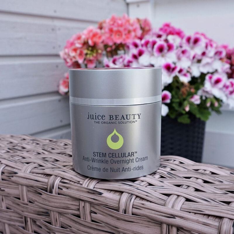 Juice Beauty Stem Cellular kortsudevastane öökreem