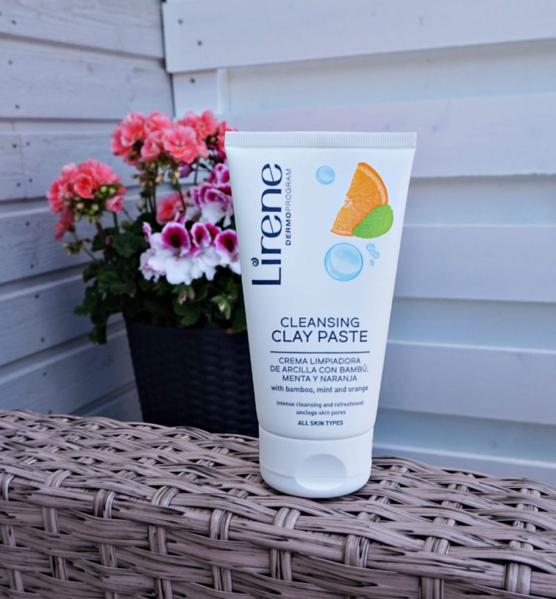 Lirene Cleansing Gel Based on White Clay