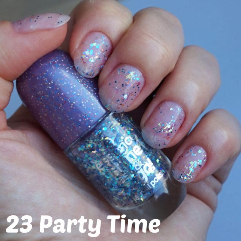 Essence Shine Last & Go gel nail polish 23 Party Time