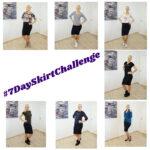 7 Day Skirt Challenge #7dayskirtchallenge & linkup