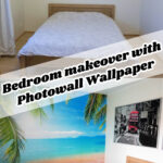 Bedroom makeover with Photowall Wallpaper