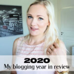2020: My blogging year in review