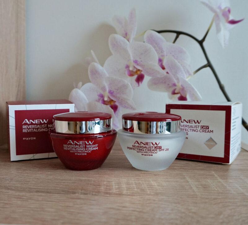 Avon Anew Reversalist Day Perfecting Cream & Night Revitalising Cream