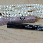 Review: Essence Brow Pomade + Brush
