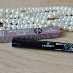 Review: Essence Brow Pomade + Brush