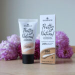 Review: Essence Pretty Natural Hydrating Foundation - 050 Neutral Champagne