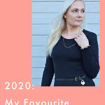 2020: My favourite beauty products