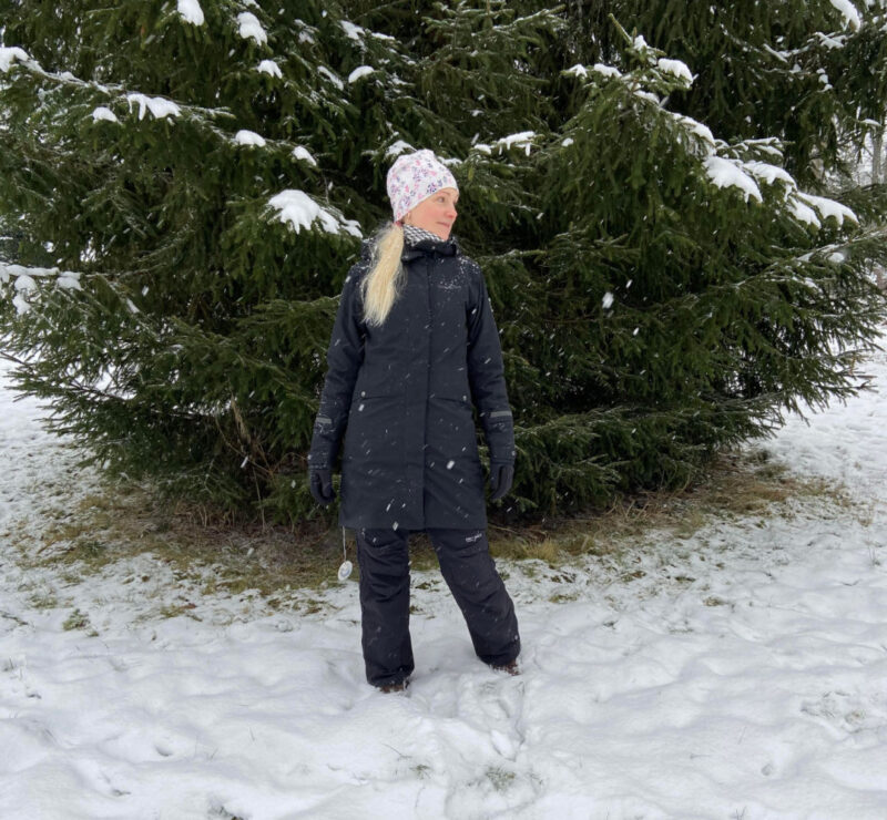 Didriksons Eline winter parka