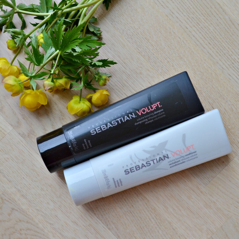 Sebastian Professional Volupt shampoo conditioner