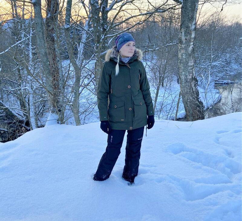five seasons winter parka