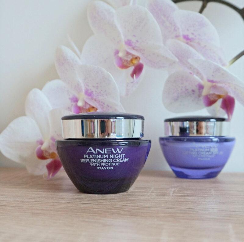 Avon Anew Platinum Night Replenishing Cream