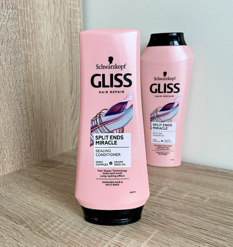 Schwarzkopf Gliss Kur Split Ends Miracle Conditioner