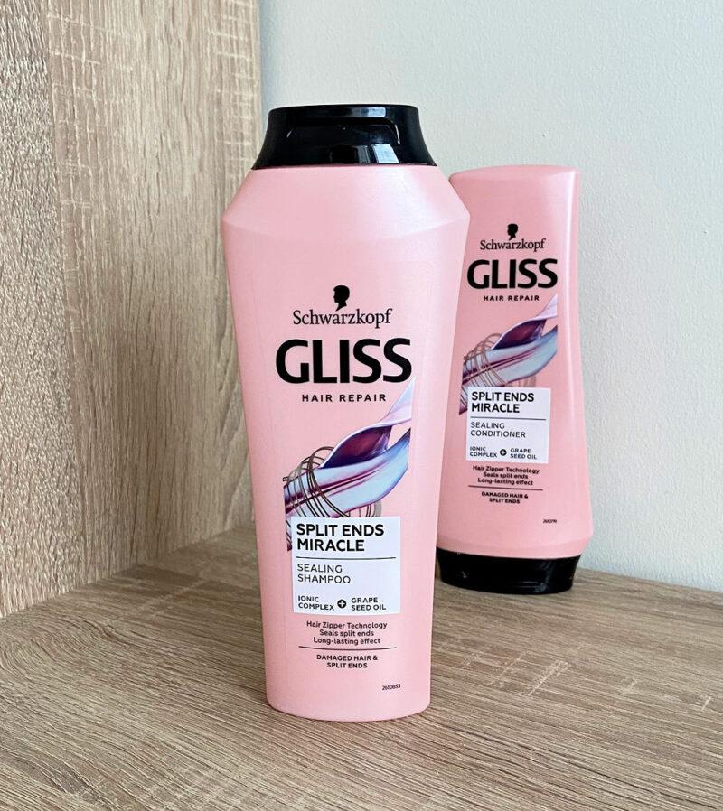 Schwarzkopf Gliss Kur Split Ends Miracle Shampoo