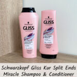 Review: Schwarzkopf Gliss Kur Split Ends Miracle Shampoo & Conditioner