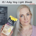 Review: Garnier Olia 10.1 Ashy Very Light Blonde