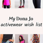 My activewear wish list 2021