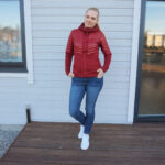 Didriksons Annema Jacket & weekly link-up #220