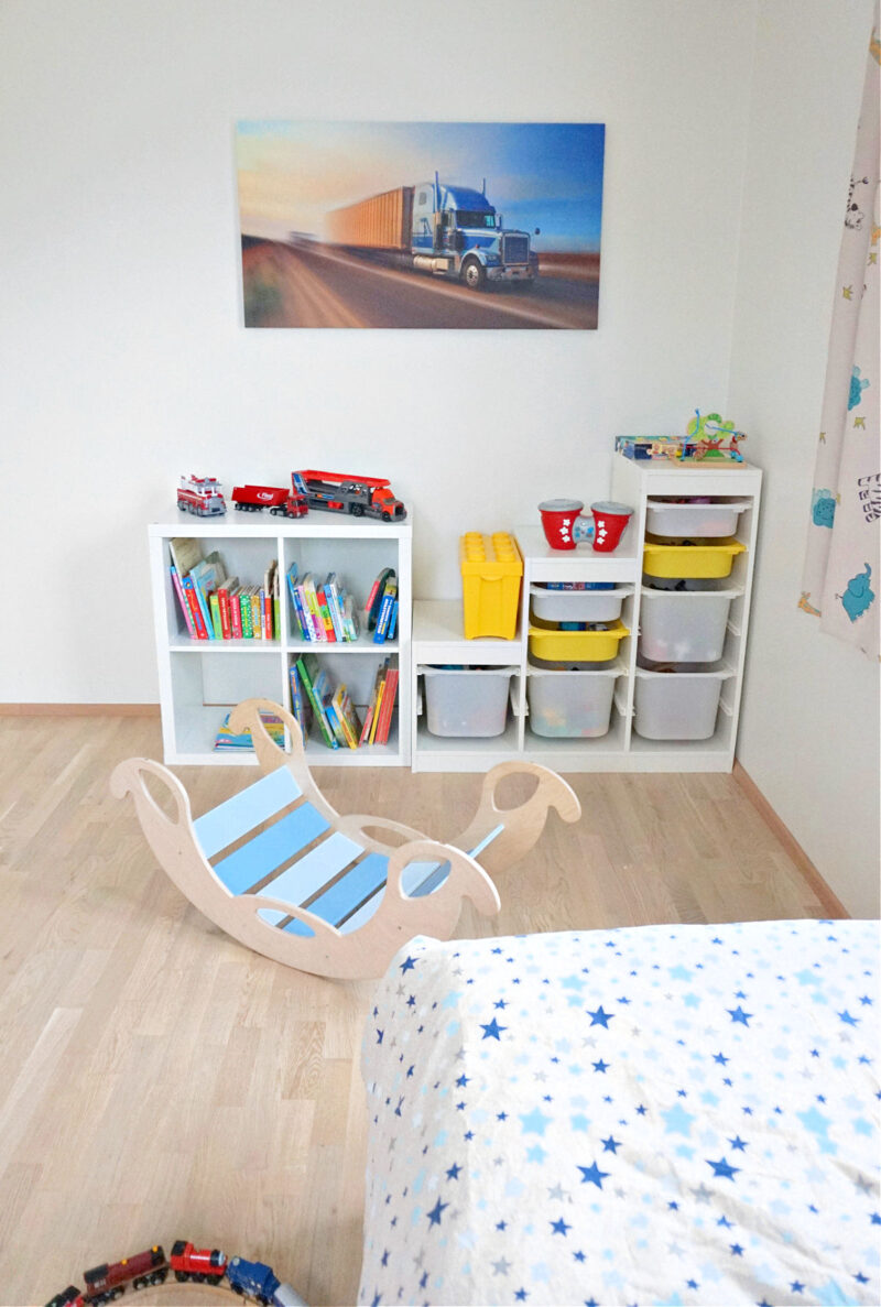 easy kids room makeover