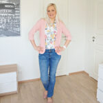 Pink, blue and floral & weekly link-up #219