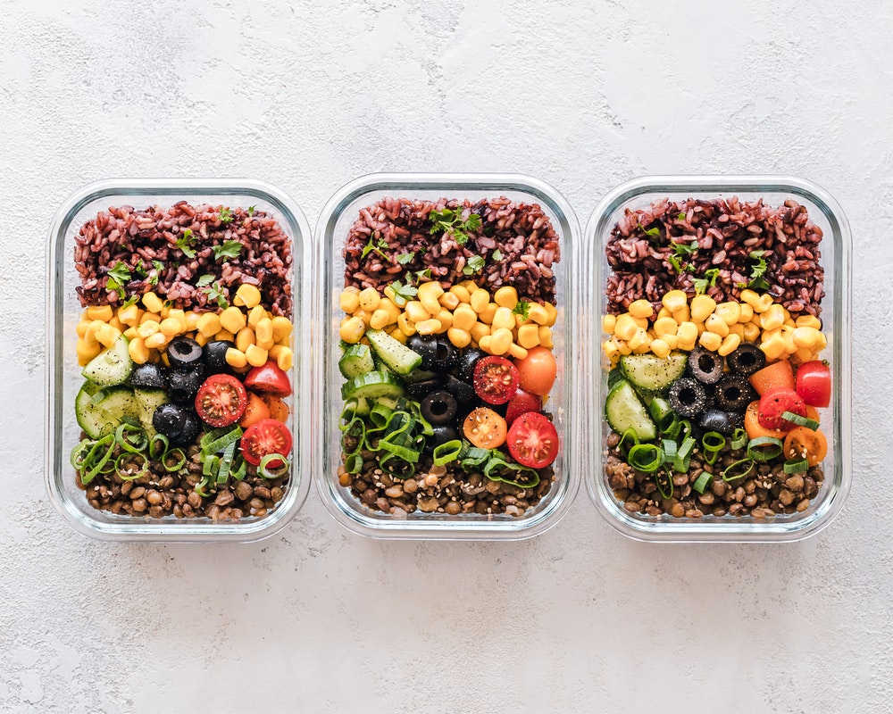 food prep. Subscribe to a meal plan