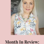 Month In Review: April 2021
