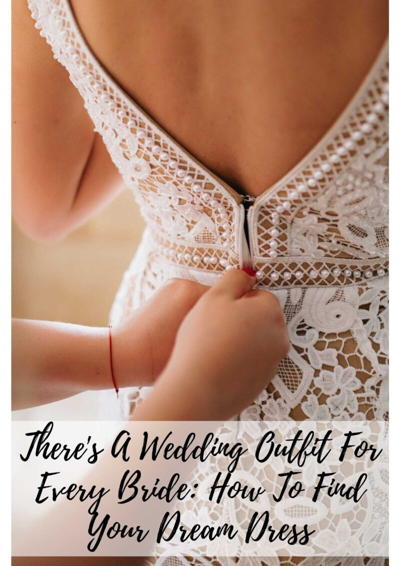 finding your perfect wedding dress