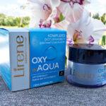 Review: Lirene Night Moisturizing Cream with Oxygen Complex OXY in Aqua